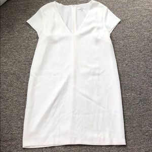 Babaton for Aritzia, White, Shift Dress
